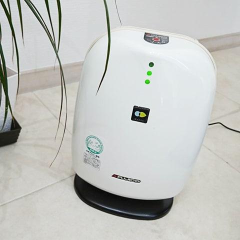 空気消臭除菌装置